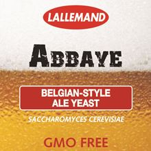Picture of Abbaye Belgian ale yeast