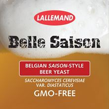 Picture of Belle saison Belgian saison-style yeast