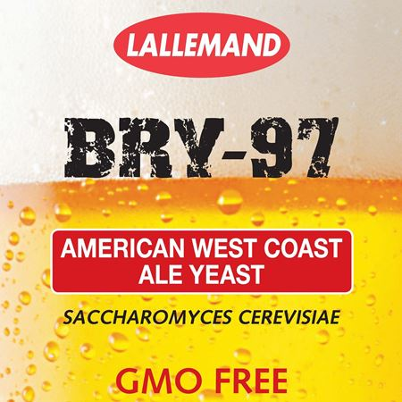 Picture of Bry-97 west coast ale yeast