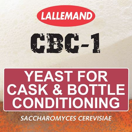 Picture of CBC-1 cask & bottle conditioning yeast