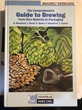Picture of The Comprehensive Guide to Brewing From Raw Material to Packaging