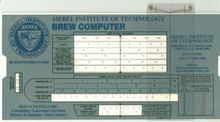 Picture of Siebel Institute Brew Computer